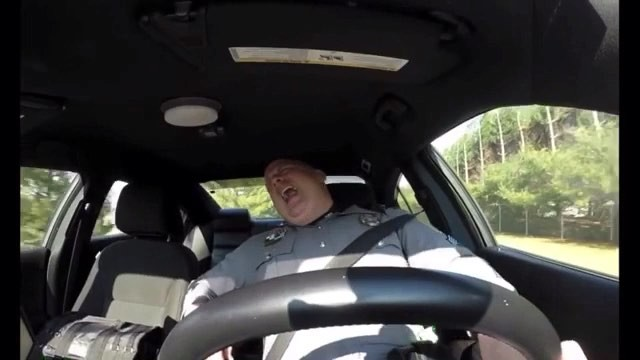 Laughter is great medicine, so here's your afternoon dose of something I found hilarious 💊 Isn't it refreshing to see officers let loose 🚓...like no one's watching?! 🤣 #SingLikeNoOnesWatching #LaughLikeNoOnesWatching #LaughterIsDancingForTheSoul #ShakeItOff 🎶 Taylor Swift - Shake it off 🎶