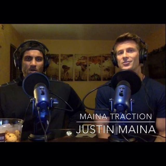 💥 Welcome to Maina Traction!! 🎙 @mainatraction is a podcast for anyone who struggles with overcoming fear. I overcame my insecurities and continue to grow stronger through uncomfortable situations by having a real relationship with Jesus, and you can too!! 🚧 Please bear with me through the process of launching this project. It's far from perfect but I'm very passionate about encouraging others and honestly believe this journey is going to be an inspiring one! •======•======•======•======•======• Shoutout to @br0therapy for encouraging me to start this podcast even though everything is still developing, and for creating this video for me! Thanks bro 👊🏼 #MainaTraction #Podcast #ComingSoon #MotivationMonday #LoveGodLiveFearless #WhereIsYourIdenity